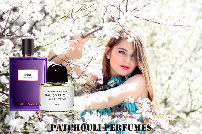 Patchouli Perfumes